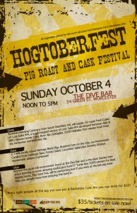 The Dive Bar - Hogtoberfest!
